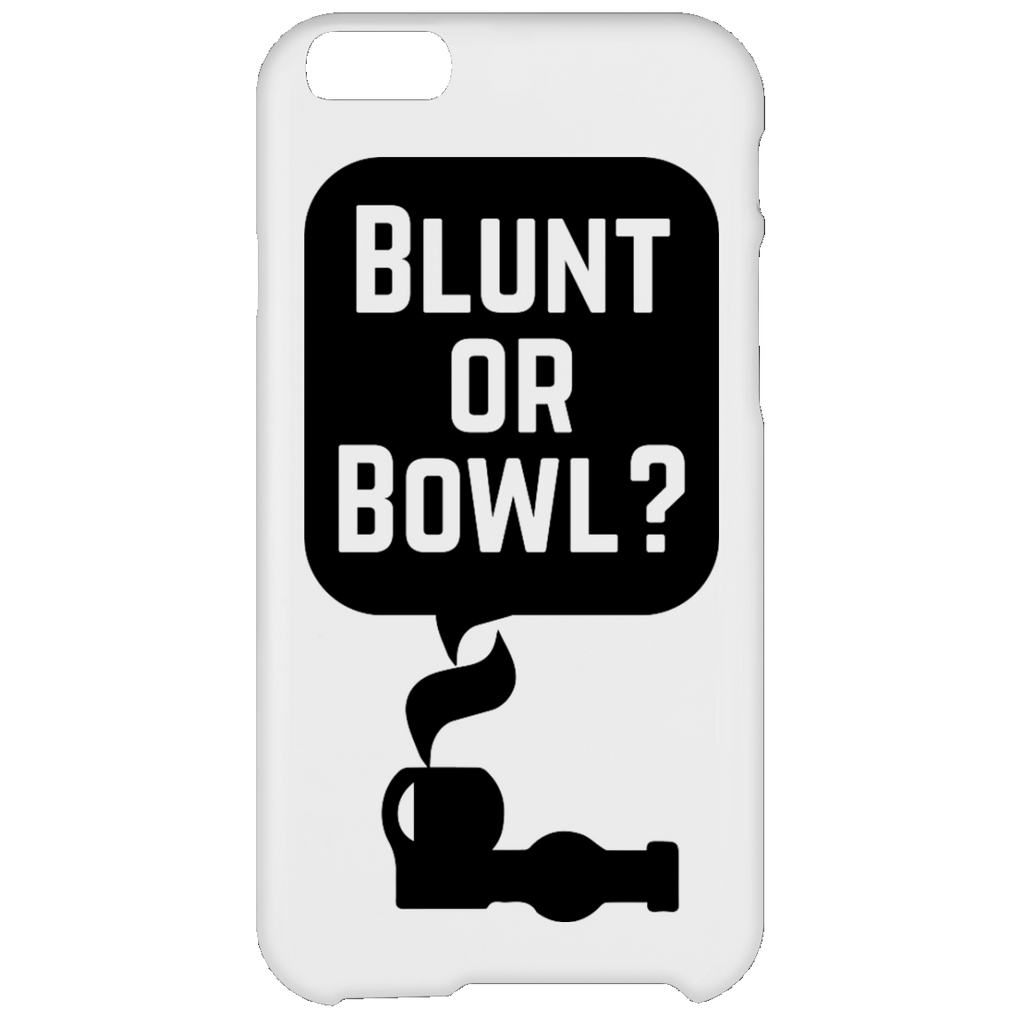 Blunt Or Bowl iPhone 6 Plus Case