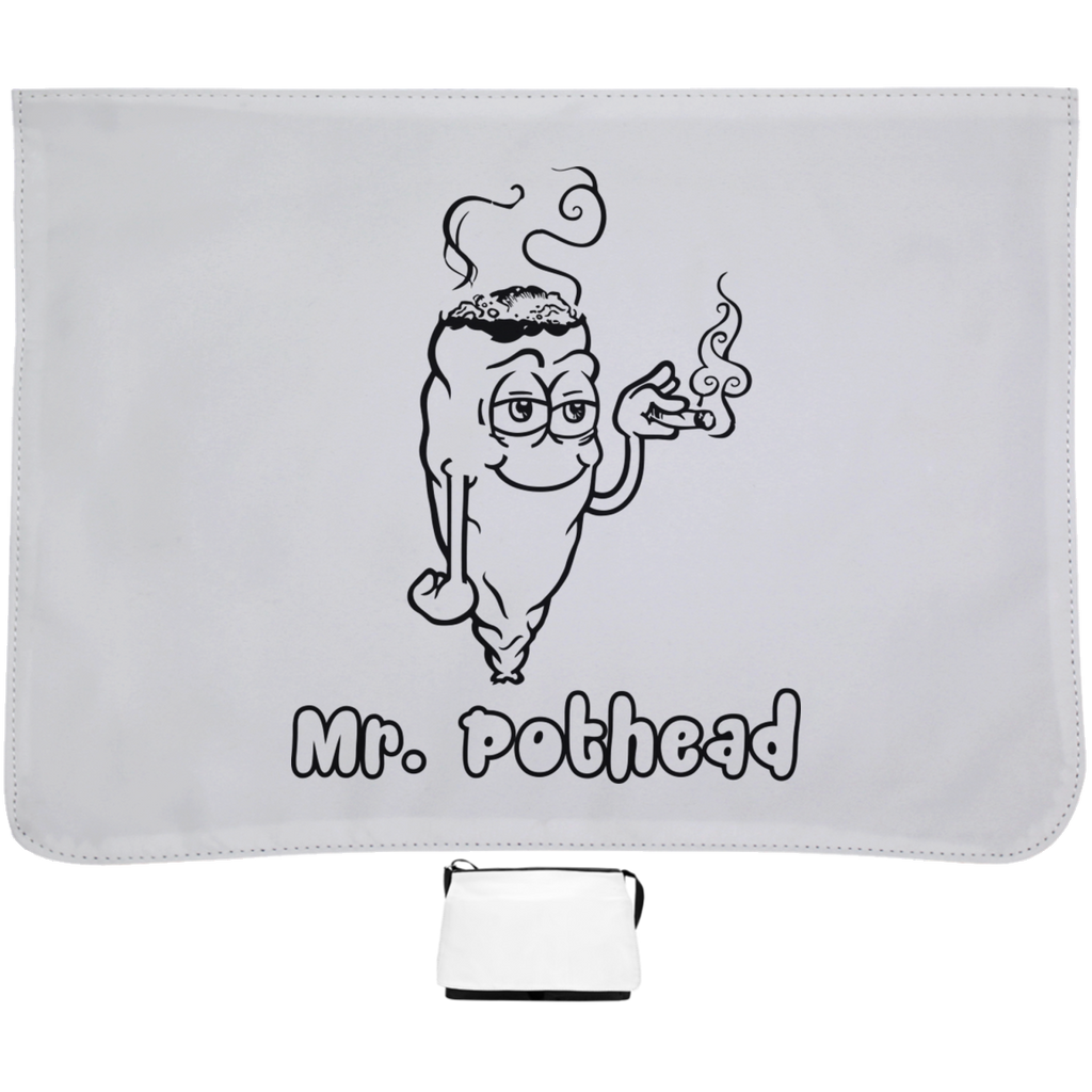 Mr Pothead Messenger Bag