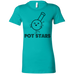 Pot Stars Ladies T-Shirt