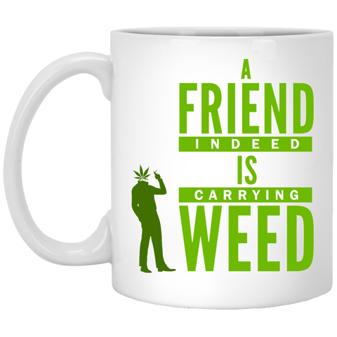 A Friend Indeed Mug