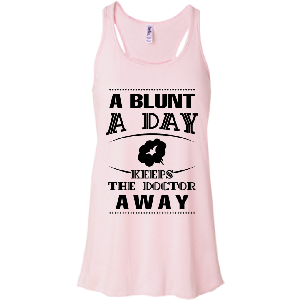A Blunt A Day Flow Tank