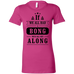 We'd All Get Along Ladies T-Shirt