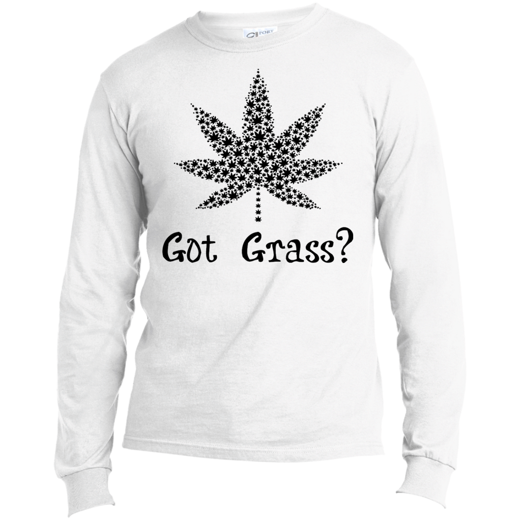 Got Grass Men's Long Sleeve T-Shirt