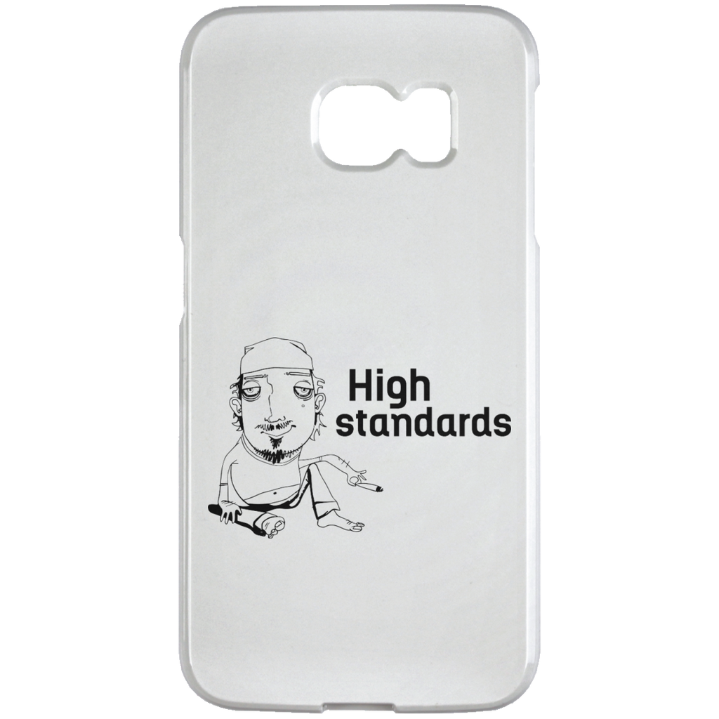 High Standards Samsung Galaxy S6 Edge Case
