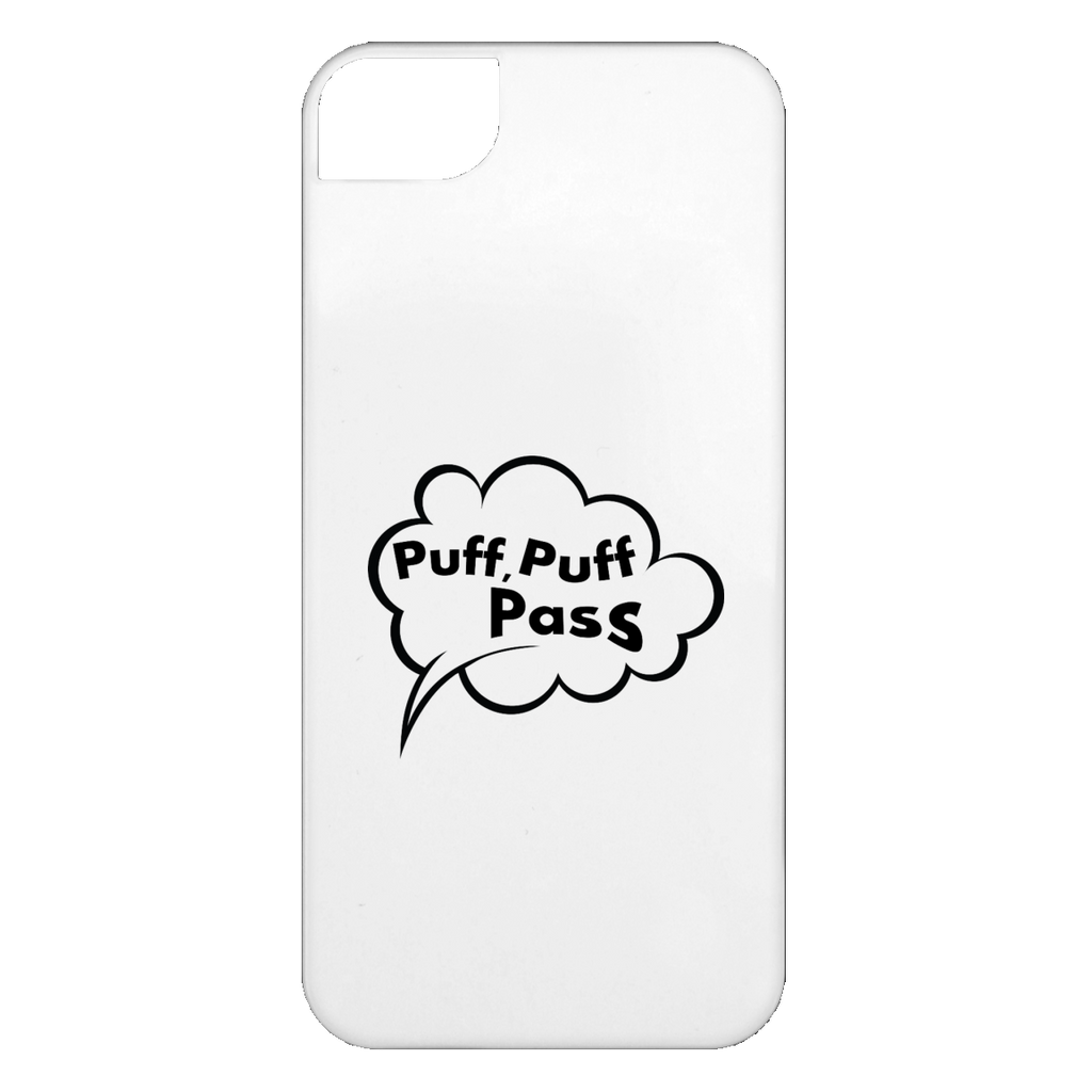 Puff, Puff, Pass iPhone 5 Case