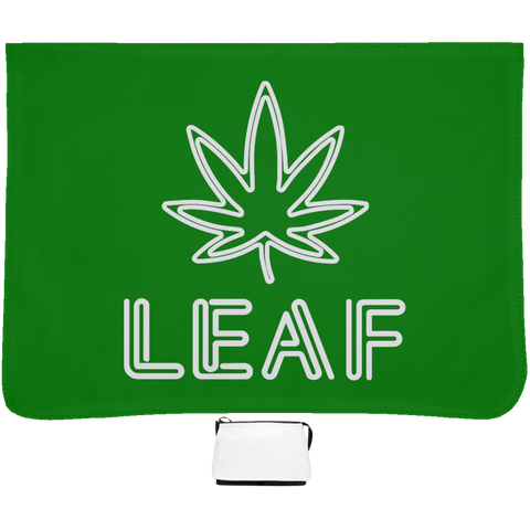 Leaf Messenger Bag