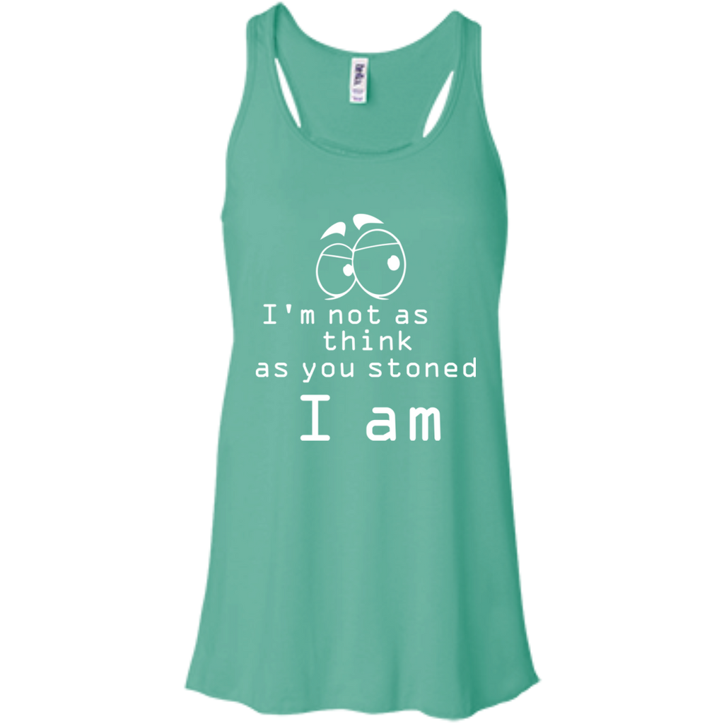 Stoner Thoughts Flow Tank