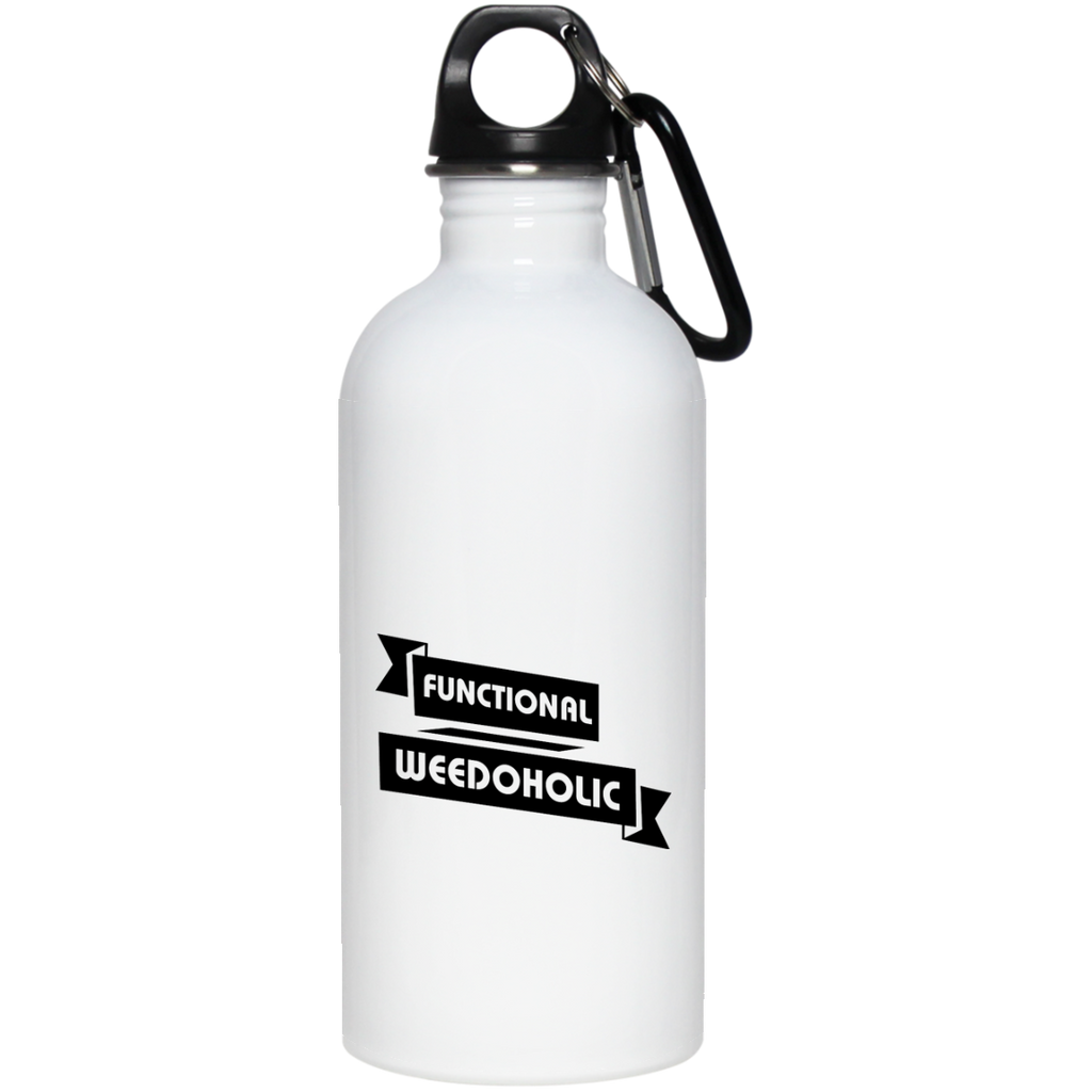 Functional Weedoholic Water Bottle