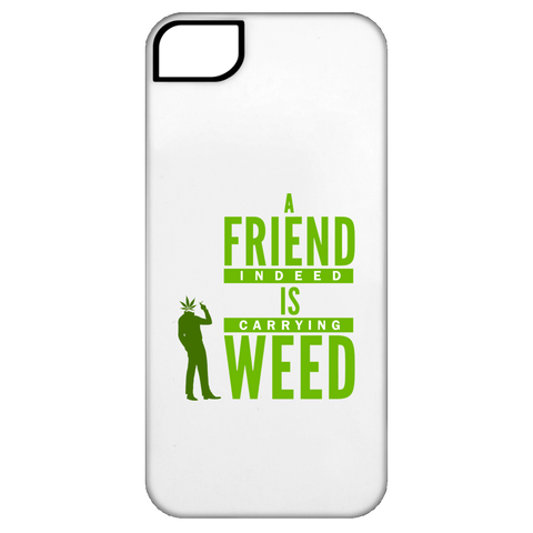 A Friend Indeed iPhone 5 Tough Case