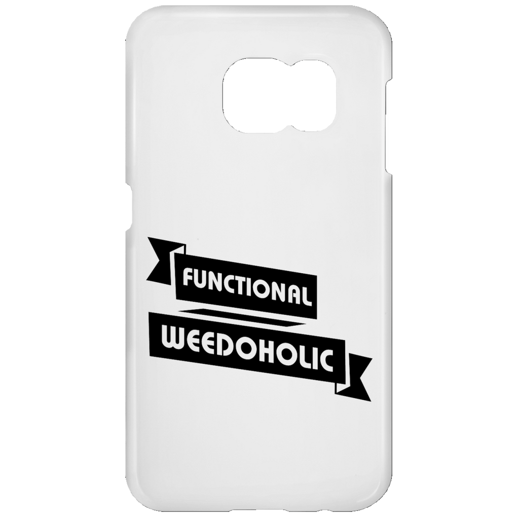 Functional Weedoholic Samsung Galaxy S7 Phone Case