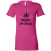 Hanging With My Buds Ladies T-Shirt