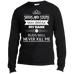 Kill Me Men's Long Sleeve T-Shirt