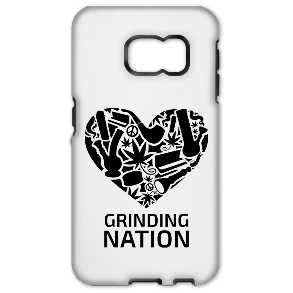 Grinding Nation Samsung Galaxy S6 Edge Tough Case