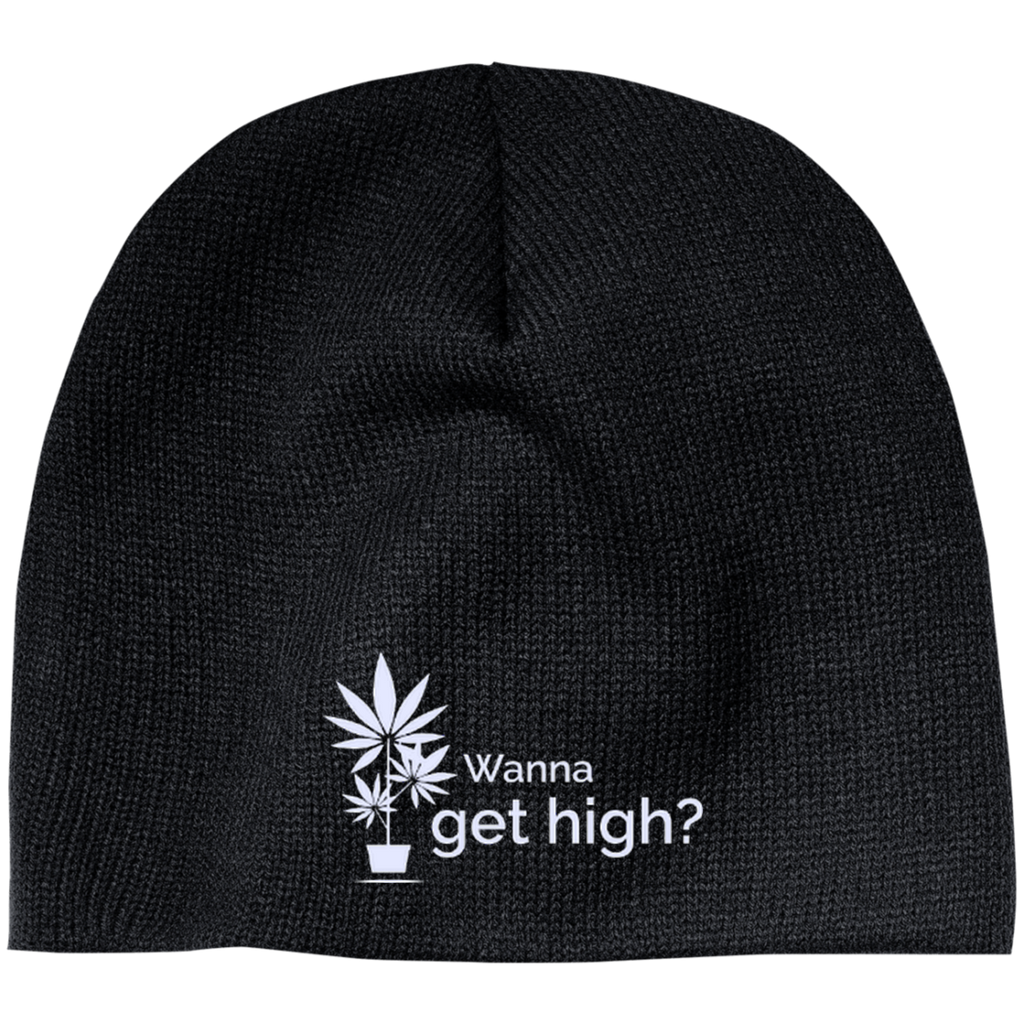 Wanna Get High? Beanie