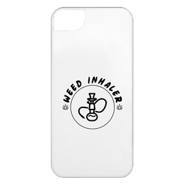 Weed Inhaler iPhone 5 Case