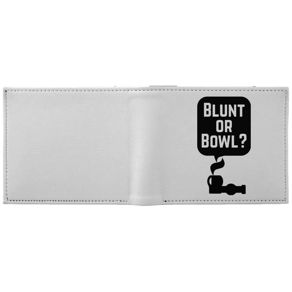 Blunt Or Bowl Wallet
