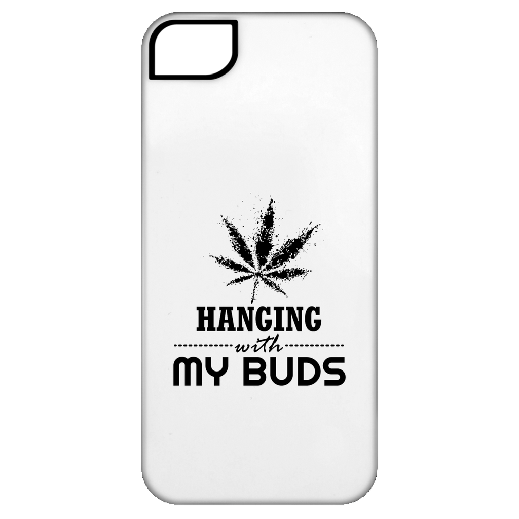 Hanging With My Buds iPhone 5 Tough Case