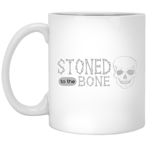 Stoned To The Bone Mug