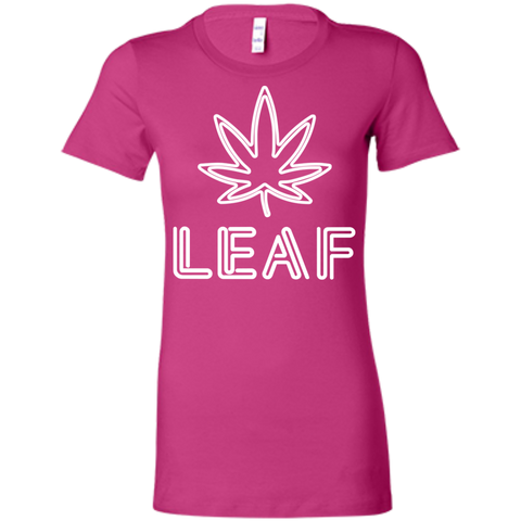 Leaf Ladies T-Shirt