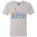High As A Kite Men's  V-Neck T-Shirt