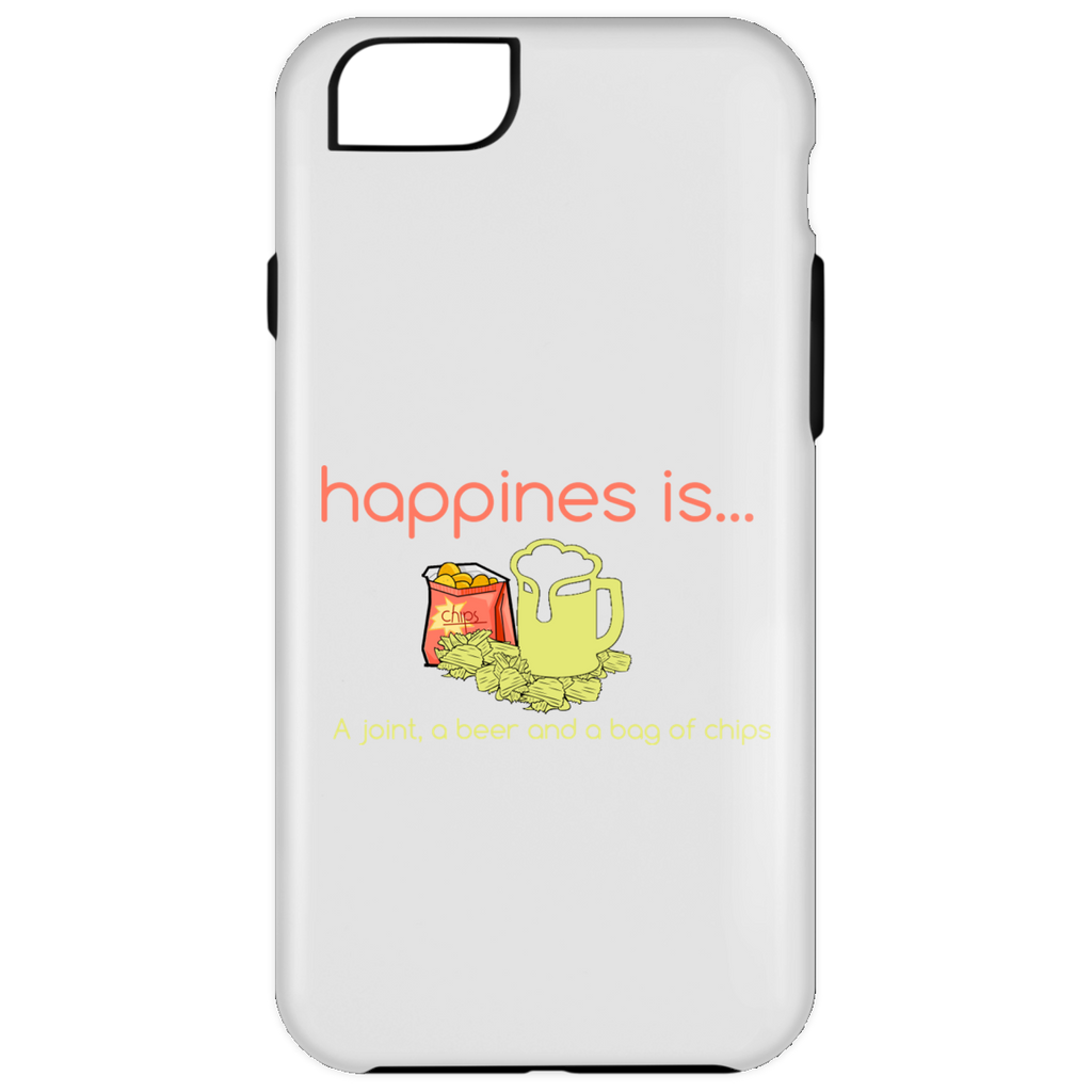 Happiness Is.... iPhone 6 Plus Tough Case