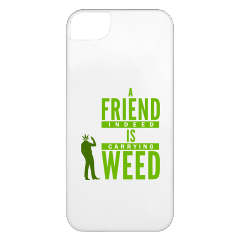 A Friend Indeed iPhone 5 Case