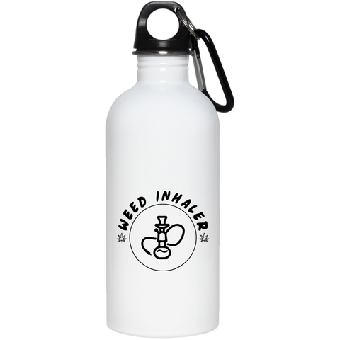 Weed Inhaler Water Bottle