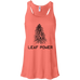Leaf Power Flow Tank