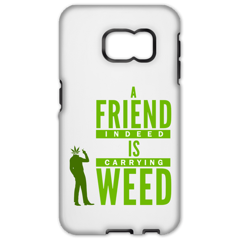 A Friend Indeed Samsung Galaxy S6 Edge Tough Case