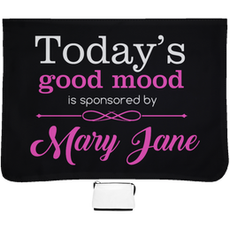 Sponsored By Mary Jane Messenger Bag