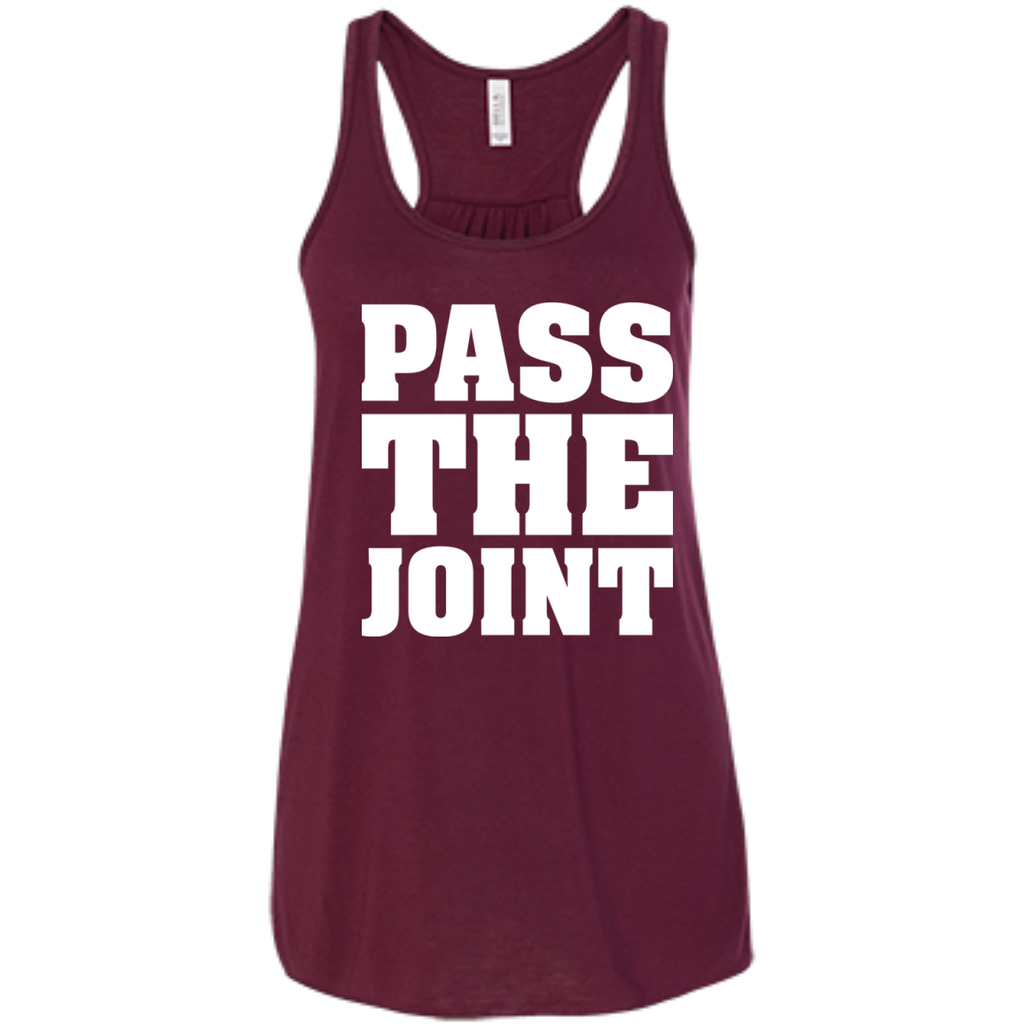 Pass The Joint Flow Tank