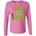 A Friend Indeed Ladies Long Sleeve T-Shirt