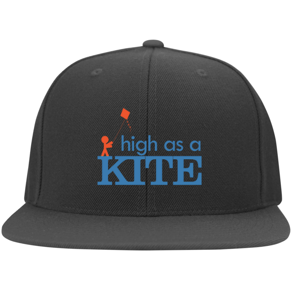 High As A Kite Flat Bill Cap
