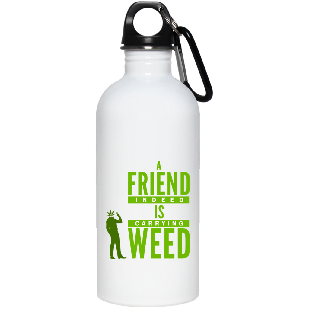 A Friend Indeed Water Bottle