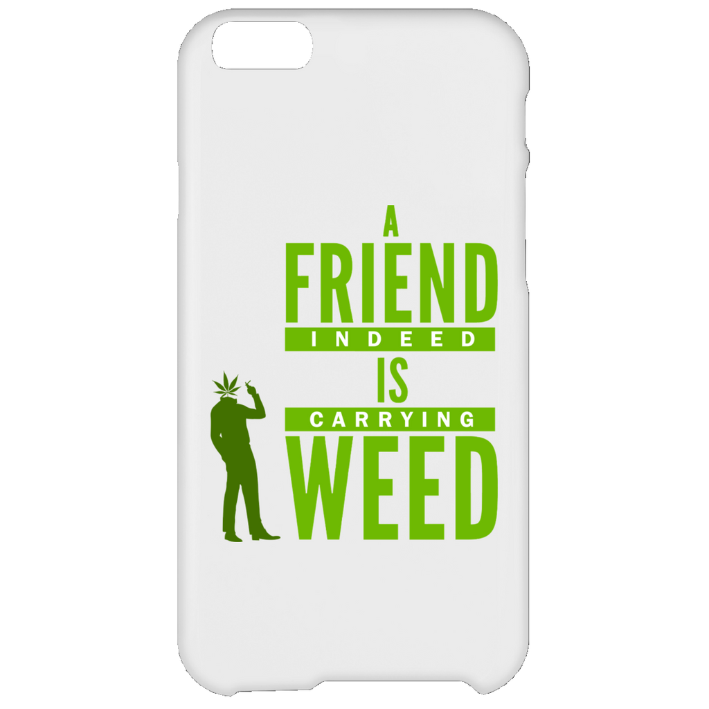 A Friend Indeed iPhone 6 Plus Case