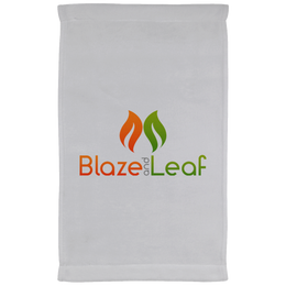 Blaze And Leaf Kitchen Towel