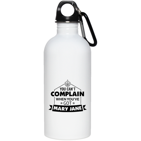 You Can't Complain Water Bottle