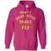 Don't Drink And Drive Hoodie