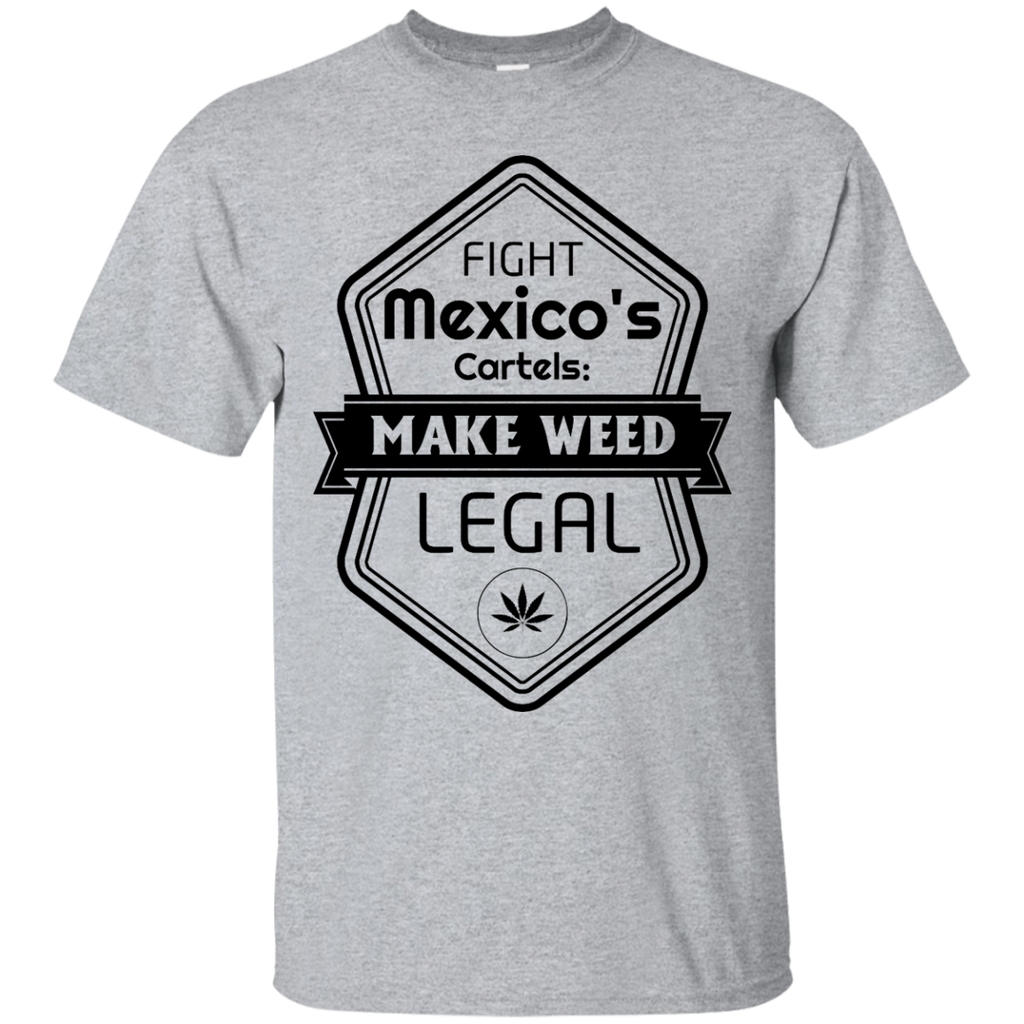 Fight Mexico's Cartels T-Shirt