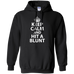 Keep Calm And Hit A Blunt Hoodie