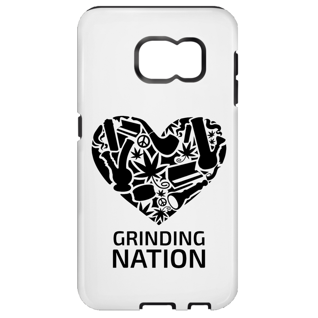 Grinding Nation Samsung Galaxy S7 Tough Case