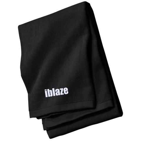 iBlaze Beach and Bath Towel