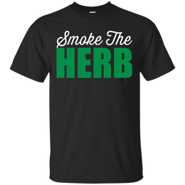 Smoke The Herb T-Shirt