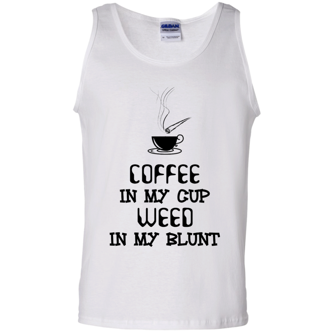 Coffee In My Cup Tank