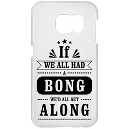 We'd All Get Along Samsung Galaxy S7 Phone Case