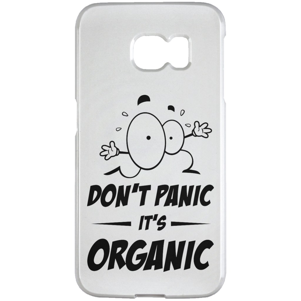 Don't Panic, It's Organic Samsung Galaxy S6 Edge Case