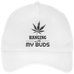 Hanging With My Buds Baseball Cap