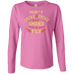 Don't Drink And Drive Ladies Long Sleeve T-Shirt