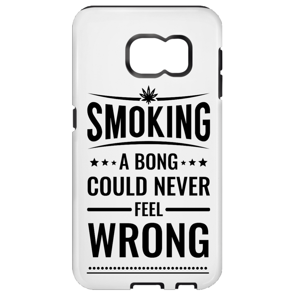 Smoking A Bong Samsung Galaxy S7 Tough Case