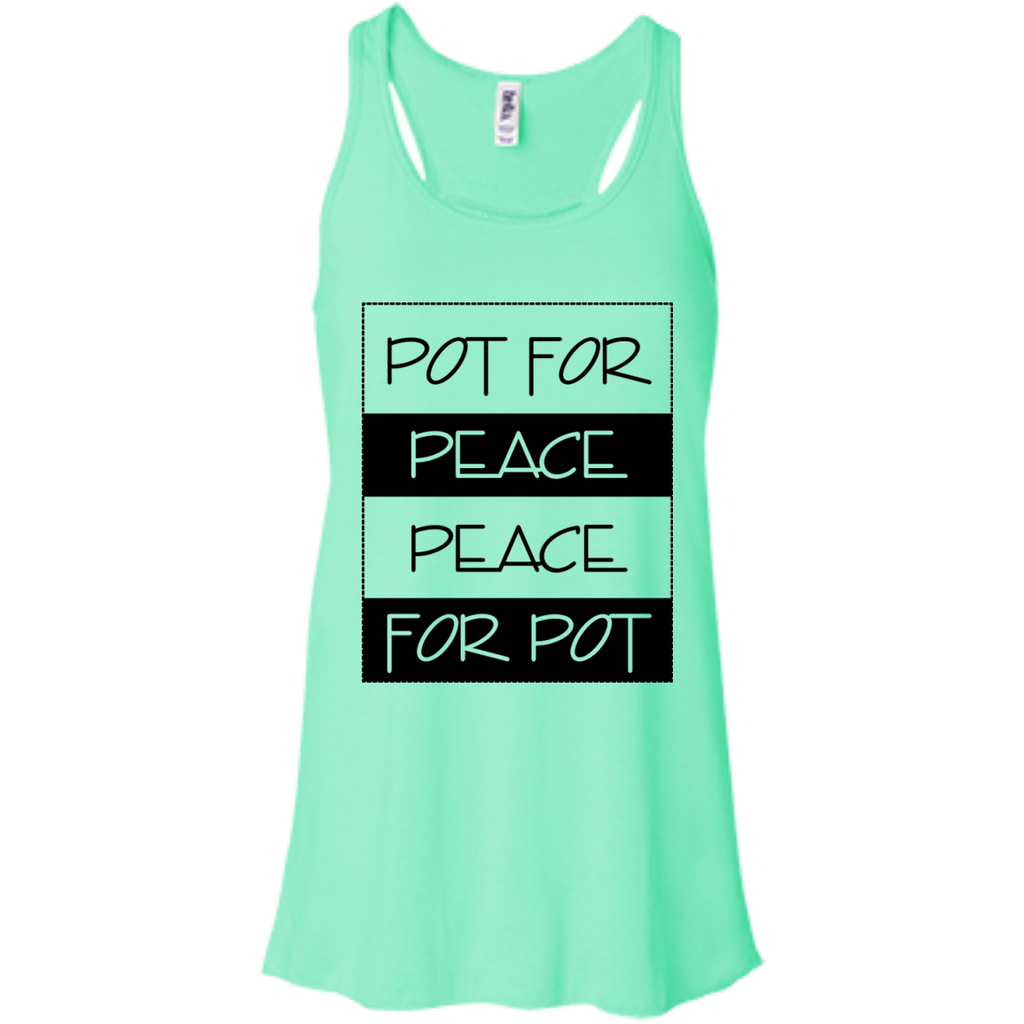 Pot for Peace Flow Tank